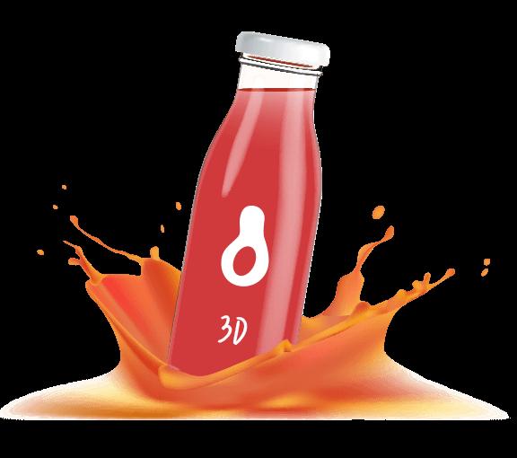 3d-bottle