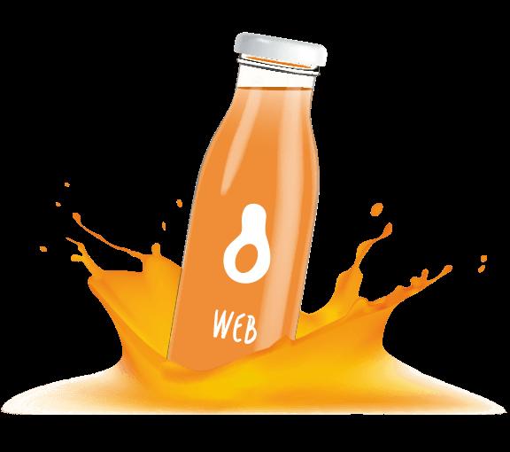 web-bottle